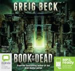 The Book Of The Dead (MP3) - Greig Beck
