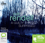 A Guilty Thing Surprised (MP3) - Ruth Rendell