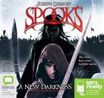 A New Darkness (MP3) : Starblade chronicles #1 - Joseph Delaney