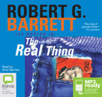 The Real Thing (MP3) : Les Norton #2 - Robert G Barrett