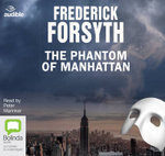 The Phantom of Manhattan - Frederick Forsythe