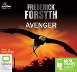 Avenger (MP3) - Frederick Forsyth