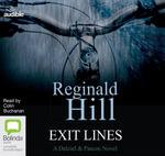 Exit Lines : Dalziel & Pascoe #8 - Reginald Hill