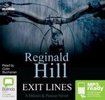 Exit Lines (MP3) : Dalziel & Pascoe #8 - Reginald Hill
