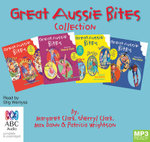 Great Aussie Bites 1-4 (MP3) - Various Authors