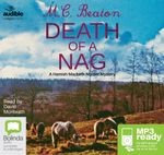 Death Of A Nag (MP3) : Hamish Macbeth #11 - M. C. Beaton