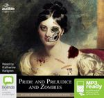 Pride And Prejudice And Zombies: : Now with Ultraviolent Zombie mayhem! (MP3) - Jane Austen