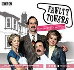 Fawlty Towers : The Complete Collection : Every Soundtrack Episode of the Classic BBC TV Comedy - John Cleese