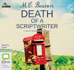 Death of A Scriptwriter : Hamish Macbeth #14 - M. C. Beaton
