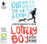 Lottery Boy - Michael Byrne