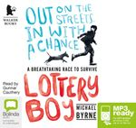 Lottery Boy (MP3) - Michael Byrne