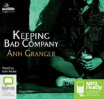 Keeping Bad Company (MP3) : Fran Varady #2 - Ann Granger