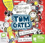 The Brilliant World Of Tom Gates (MP3) : Tom Gates #1 - Liz Pichon