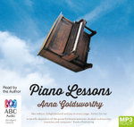 Piano Lessons:  : A memoir (MP3) - Anna Goldsworthy