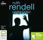 Harm Done (MP3) : A chief inspector Wexford mystery #18 - Ruth Rendell