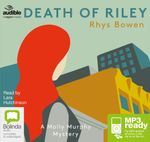 Death Of Riley (MP3) : Molly Murphy mysteries #2 - Rhys Bowen
