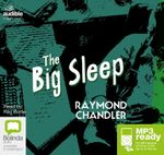 The Big Sleep (MP3) - Raymond Chandler