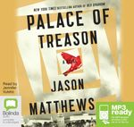 Palace Of Treason (MP3) - Jason Matthews