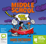 Save Rafe! (MP3) : Middle school #5 - James Patterson