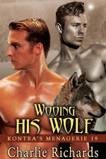 Wooing His Wolf - Charlie Richards