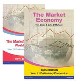 The Market Economy 2015 Pack : Student Book & Workbook - Tim Dixon