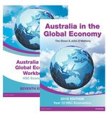 Australia in the Global Economy 2015 Pack : Student Book & Workbook - Tim Dixon