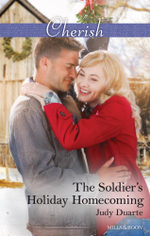 The Soldier's Holiday Homecoming : Return to Brighton Valley Book 3 - Judy Duarte