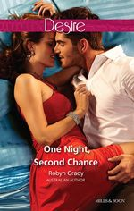 One Night, Second Chance : The Hunter Pact Book 3 - Robyn Grady