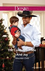 The Cowboy's Pride And Joy : Billionaires and Babies Book 52 - Maureen Child