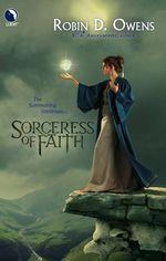 Sorceress Of Faith - Robin D. Owens