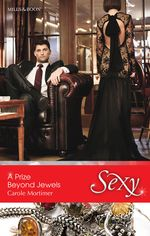 A Prize Beyond Jewels : The Devilish D'Angelos Book 2 - Carole Mortimer