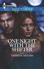 One Night With The Shifter - Theresa Meyers