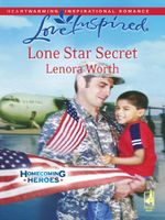 Lone Star Secret - Lenora Worth