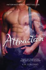 Attraction : The Temptation Series Book 4 - K.M. Golland