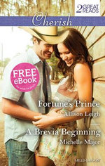 Fortune's Prince / A Brevia Beginning : Cherish Duo - Allison Leigh