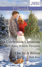 A Celebration Christmas/One in A Billion - Nancy Robards Thompson