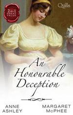 An Honourable Deception : A Noble Man / The Captain's Lady - Anne Ashley