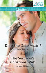 Dare She Date Again? / The Surgeon's Christmas Wish - Amy Ruttan