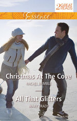 Christmas at the Cove/All That Glitters - Rachel Brimble