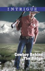 Cowboy Behind the Badge - Delores Fossen