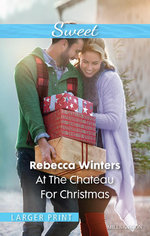 At the Chateau for Christmas - Rebecca Winters