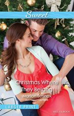 Christmas Where They Belong - Marion Lennox
