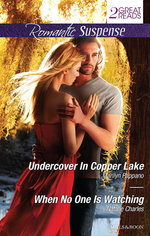 Undercover in Copper Lake/When No One is Watching : Undercover In Copper Lake / When No One Is Watching - Marilyn Pappano