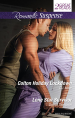 Romantic Suspense Duo/Colton Holiday Lockdown/Lone Star Survivor - C.J. Miller