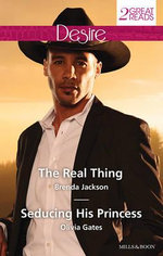 The Real Thing/Seducing His Princess : The Real Thing / Seducing His Princess - Brenda Jackson