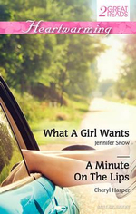 Heartwarming Duo/What A Girl Wants/A Minute On The Lips : What A Girl Wants / A Minute On The Lips - Jennifer Snow