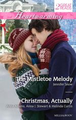 The Mistletoe Melody / The Christmas Gift / The Christmas Wish / The Christmas Date - Jennifer Snow