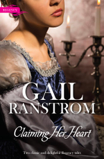Claiming Her Heart : Saving Sarah / The Missing Heir - Gail Ranstrom