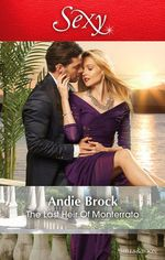 The Last Heir of Monterrato - Andie Brock
