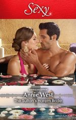 The Sultan's Harem Bride : Sexy S. - Annie West